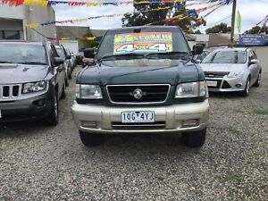 1999 Holden Jackaroo SE LWB (4x4) Dandenong Greater Dandenong Preview