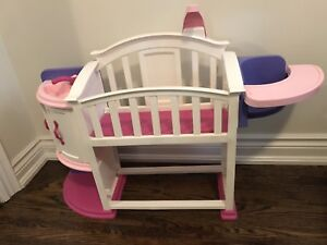 American Plastic Baby Nursery and Kitchen