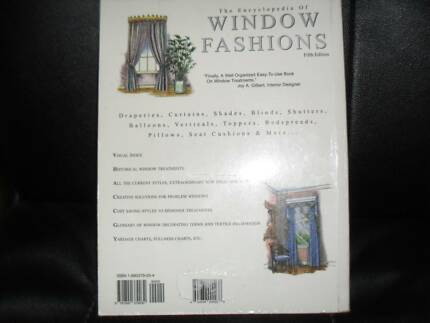 The Encyclopedia Of Window Fashions 5th Ed By Charles T Randall