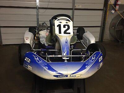 Road Racing kart package enduro karts sprint karts complete package will breakup