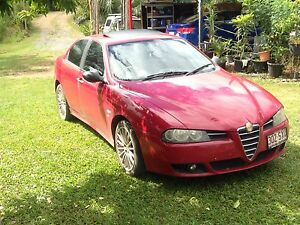 2005 Alfa Romeo 156 Sedan Imbil Gympie Area Preview