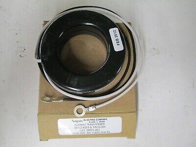 Simpson 02303 Current Transformer Ratio 6005 600v Rating