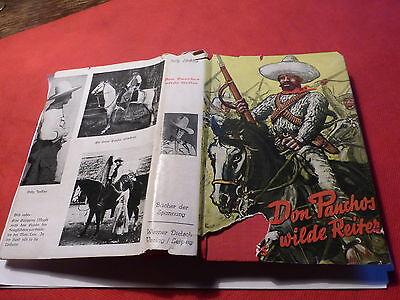 Billy Jenkins Original Don Panchos wilde Reiter Dietsch + Schutzumschlag 1939