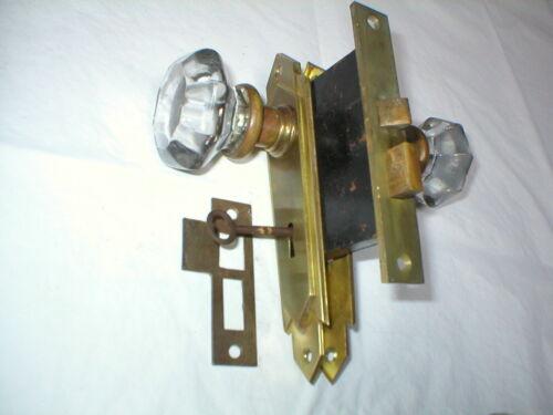 Antique Art Deco Door Hardware