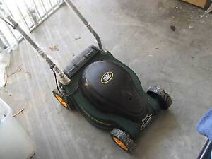 Electric Lawnmower Umina Beach Gosford Area Preview