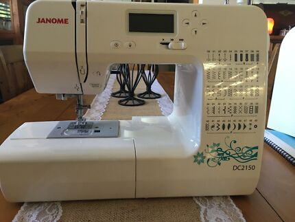 Sewing machine janome in new south wales sewing machines janome sewing machine fandeluxe Choice Image