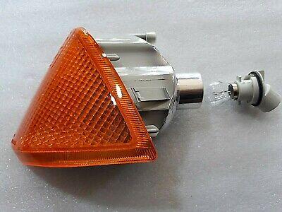 Citroen AX Passenger side Front Amber Indicator Lamp complete