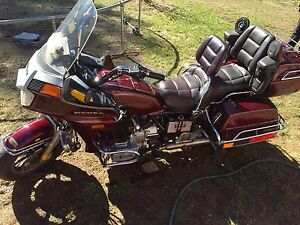1984 Honda Gold Wing