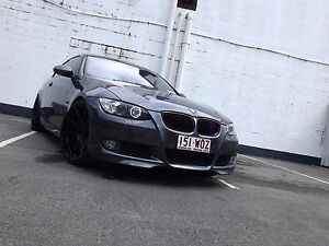 2006 BMW 3 Coupe 325i head turner with plenty of extras $$ Woolloongabba Brisbane South West Preview