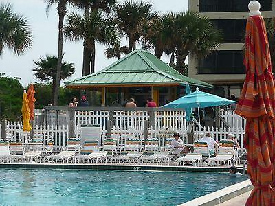 Ocean Front Ocean Rental Florida Vacation Condo  480 Gated Resort Pool One Br
