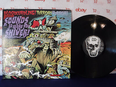 Sounds to Make You Shiver, Pickwick Records SPC 5101, 1974, Special Effects