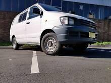 1998 Toyota Townace Van/Minivan Campsie Canterbury Area Preview