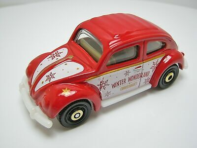 2019 MATCHBOX HOLIDAY 5 Pack Exclusive Loose 62 VW Volkswagen Beetle Bug