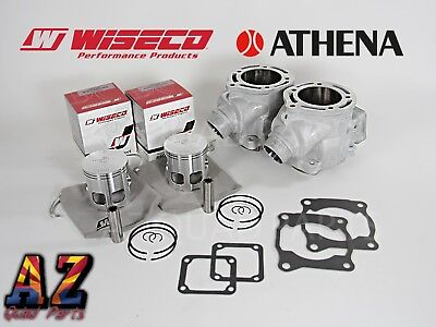 Yamaha Banshee 350 Athena 400cc 68 Big Bore Cylinders Gaskets WISECO Pistons, used for sale  Shipping to Canada