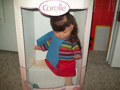 """2003 CORELLE 14"""" MARJOLAINE BERLINGOT TODDLER DOLL"""