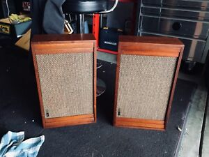 Speakers  mid century coaxial