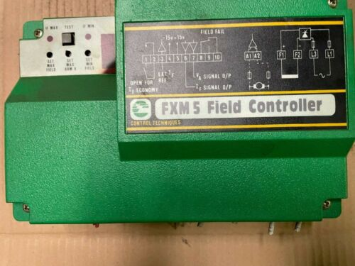 Control Techniques | FXM5 | 10A-20A | Field controller | 7004-0087 | FXM-5