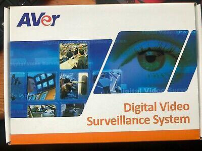 AVER NV6480T DIGITAL VIDEO SURVEILLANCE SYSTEM Digital Video Surveillance System