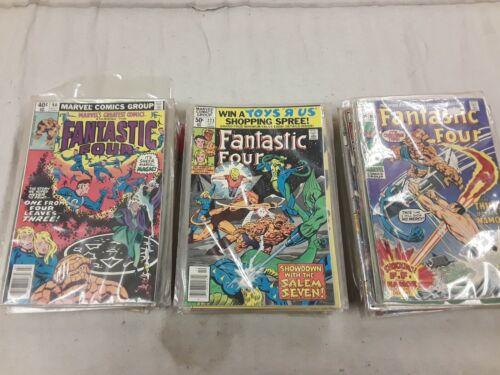 Fantastic Four Lot of 30. Assorted. MARVEL. No duplicates 1968- 1985