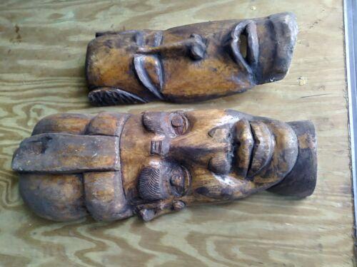 African artifact mask