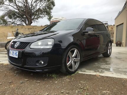 Vw Volkswagen Golf GTI Mark 5 Pirelli edition Orielton Sorell Area Preview