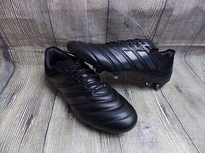 ADIDAS COPA 19.1 FG LEATHER FOOTBALL BOOTS BN PRO 10uk GENUINE £169 BLACK
