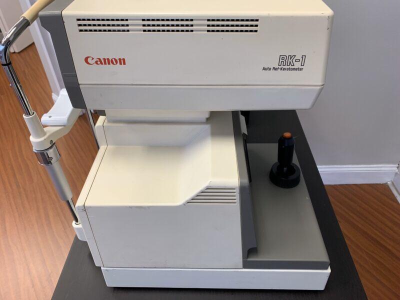 Canon RK-1 Autorefractor/Keratometer