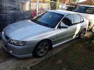 Holden commodore vz sv6 2005 low kms West Kempsey Kempsey Area Preview