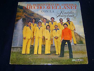 RONDALLA VENEZOLANA EL ROMANTICO DE AMERICA Venezuela LP Vinyl rar