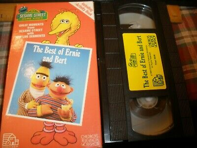 My Sesame Street Home Video: Best of Ernie and Bert by Random House