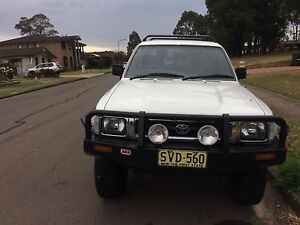 1993 Toyota Hilux Ute Wetherill Park Fairfield Area Preview