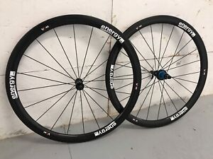 (New) Energy Lab VC40 Carbon Clinchers