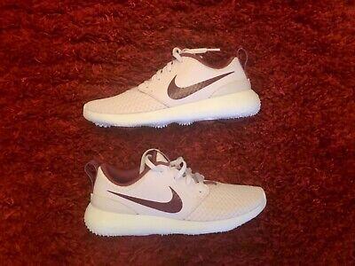 Nike Roshe G Ladies LILAC & PLUM Golf Shoes BNWB SIZE UK 3.5