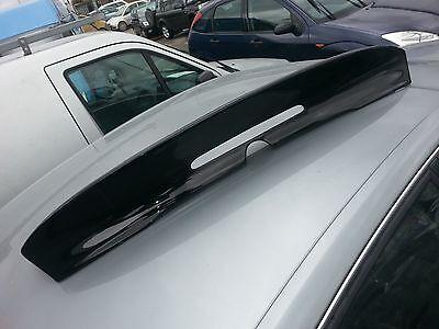 BMW M3 E46 Convertible  CSL Style Ducktail Rear Lip / Trunk Spoiler