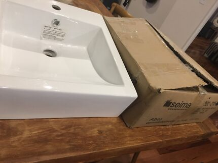 Bathroom Sinks Joondalup bathroom sink | building materials | gumtree australia rockingham