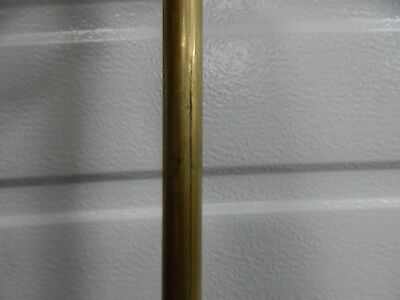 58 Diameter 360 Brass Round Bar Rod .625 360 Brass Priced By The Inch Cut To