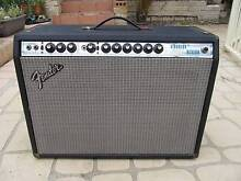 Fender Silverface Vibrolux Reverb Amp - $3,000 ONO Worongary Gold Coast City Preview