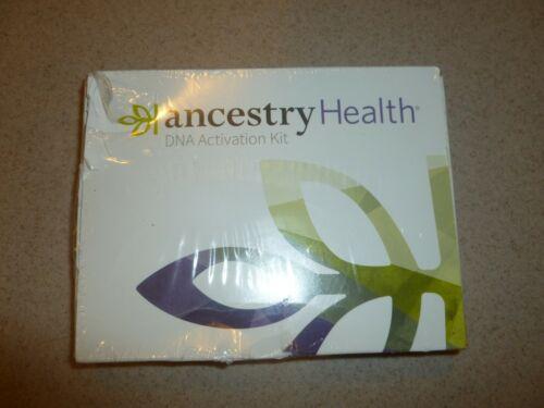 NEW AncestryHealth: DNA ACTIVATION KIT