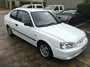 2000 Hyundai Accent Hatchback RENT TO OWN only $95 per week Bayswater Knox Area Preview
