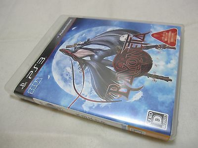 7-14 Days to USA Airmail Delivery. USED SONY PS3 Bayonetta Japanese Version
