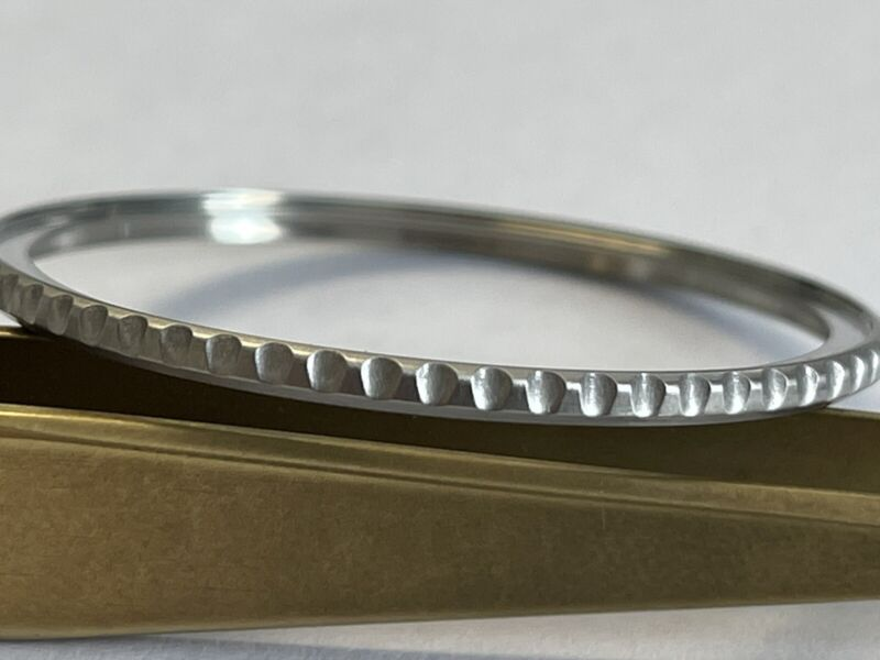 Bezel Tension Spring And Crystal Retaining Ring To Fit Rolex GMT 1675 16750