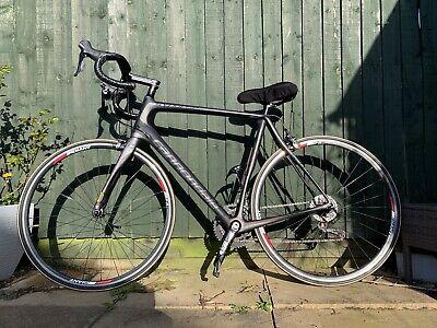 Cannondale Synapse 105 Carbon road bike size 58cm