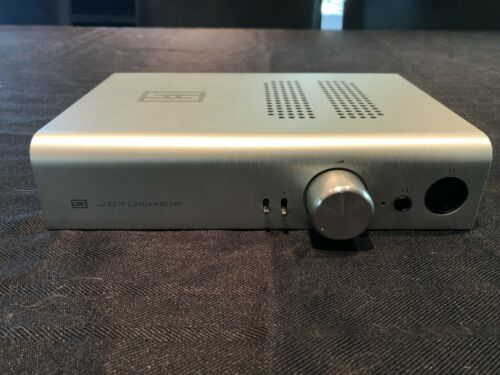Schiit Jotunheim balanced headphone amp with Multibit DAC