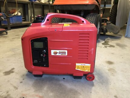 Generator 3.7 kva $400 Wonglepong Ipswich South Preview