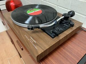 """Rare vintage REALISTIC LAB-270 turntable record player """"works gr8"""" Carlisle Victoria Park Area Preview"""