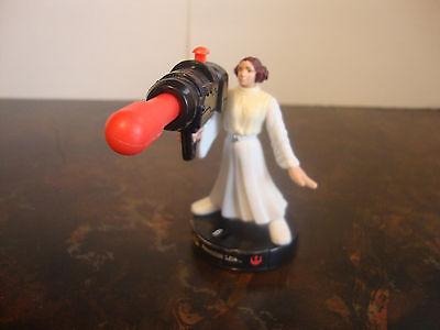 """Star Wars---Heroclix---Princess Leia---3"""" Tall---2005"""