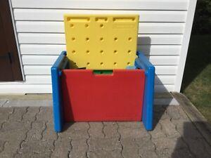 Coffre pour jouets