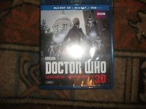 doctor who bluray Scoresby Knox Area Preview