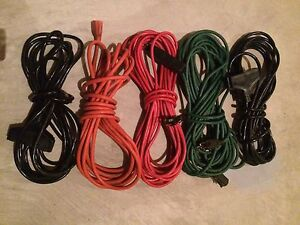 Extension Cords (8 Available)