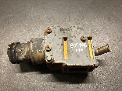 Mercruiser V6/V8 exhaust downpipe Motors Vehicle Parts ...